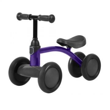 Quattro™ 4 Wheel Balance Bikes - Purple
