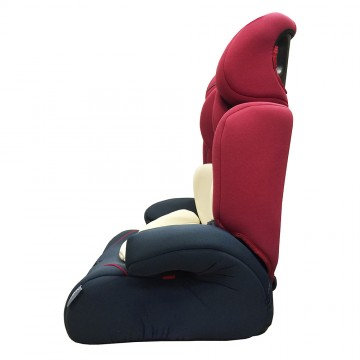Evolo™ Safety Carseat - Red/Blue