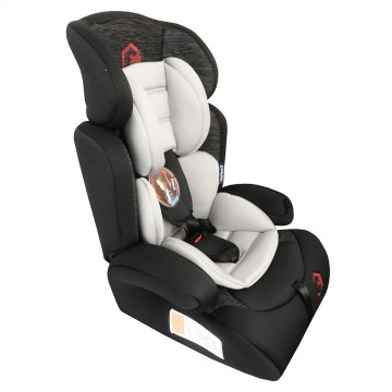 Evolo™ Safety Carseat - Grey
