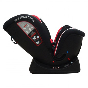 Nesto™ Safety Carseat - Red