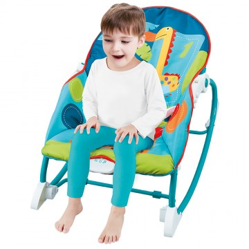 Infant to Toddler Rocker/Dining Chair (Vibration/Music)