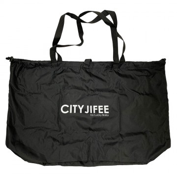 City Jifee™ Travel Bag - BLACK