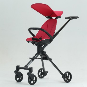 City Kadee™ Cabin Rider - RED