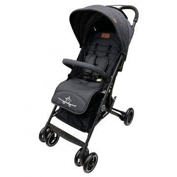 City Travel™ Active Stroller - Black