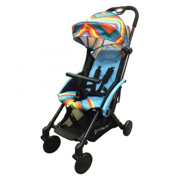 City Chase™ Active Stroller - Blue