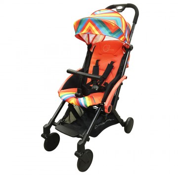 City Chase™ Active Stroller - Red