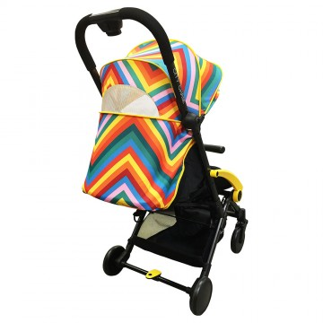 City Chase™ Active Stroller - Yellow