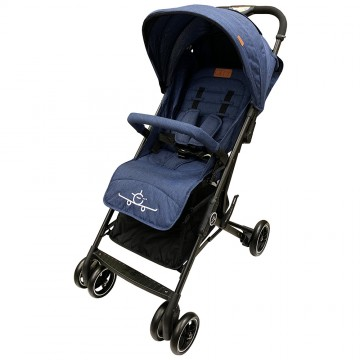City Travel™ Active Stroller - Denim Blue