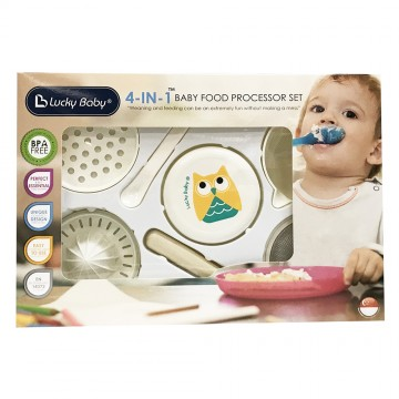 4-In-1™ Baby Food Processor Set