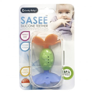 Sasee™ Silicone Teether