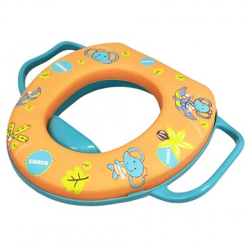 Spongy Plus™ Potty Seat W/Handle
