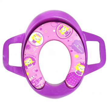 Spongy Plus™ Deluxe Potty Seat W/Handle