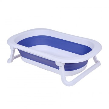 Oopee Foldable Bath Tub - Blue