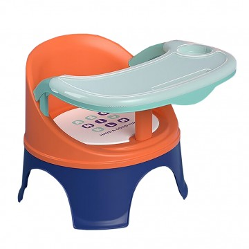 Beep Beep™ Diner Chair - Orange