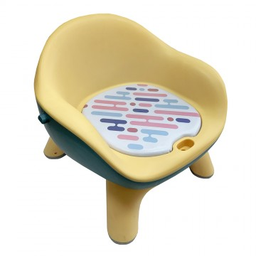 Peep Peep™ Diner Chair - Yellow