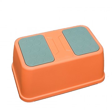 1 Level Step Stool (3 Colour Option)