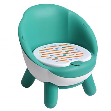 Beep Beep Chair (Round) Green