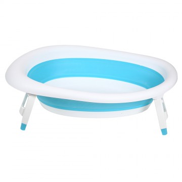 Portable Collapsible Bath Tub - Round