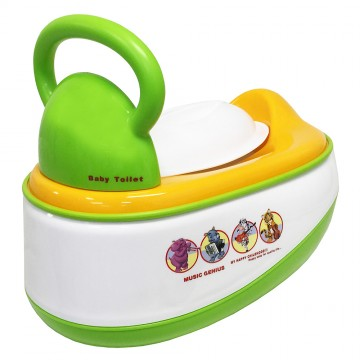 Be Handy™ 3 In 1 Potty Seat W/Handle