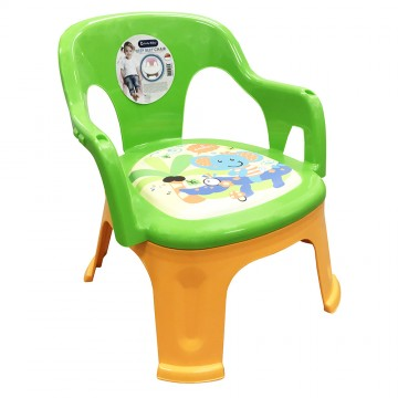 Beep Beep™ Baby Chair - Ember + Logan