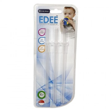 Edee™ Straw Bottle Replacement Set