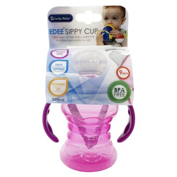 Edee™ Silicone Spout Sippy Cup (270ml)