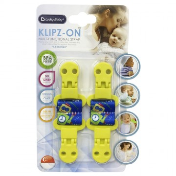 Klipz-On™ Multi Functional Strap - Robot