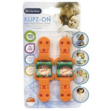 Klipz-On™ Multi Functional Strap - Lion