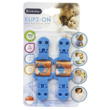 Klipz-On™ Multi Functional Strap - Elephant