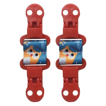 Klipz-On™ Multi Functional Strap - Owl