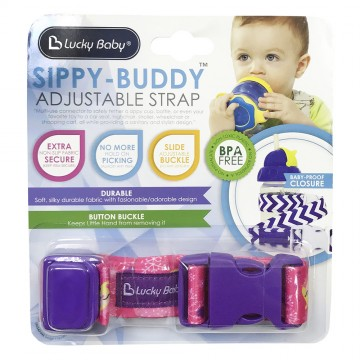Sippy-Buddy™ Adjustable Strap - Princess