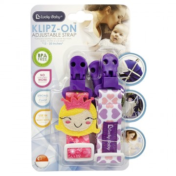 Klipz-On™ Adjustable Strap - Princess