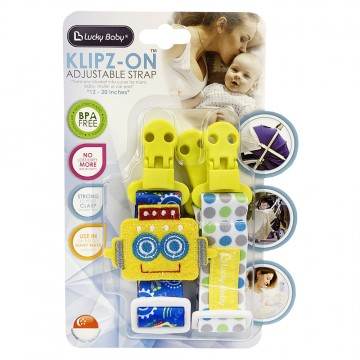 Klipz-On™ Adjustable Strap - Robot