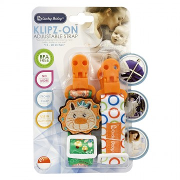 Klipz-On™ Adjustable Strap - Lion