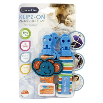 Klipz-On™ Adjustable Strap - Elephant