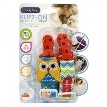Klipz-On™ Adjustable Strap - Owl