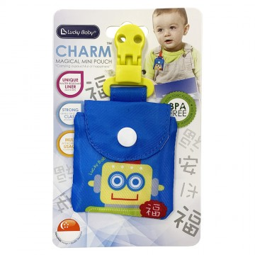 Charm™ Magical Mini Pouch - ROBOT