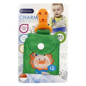 Charm™ Magical Mini Pouch - LION