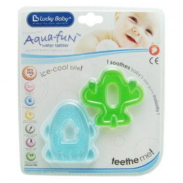 Discovery Pals™ Aqua Fun™ Teether - (Plane + Rocket)