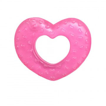 Discovery Pals™ Aqua Fun™ Teether - A (Happy Heart)