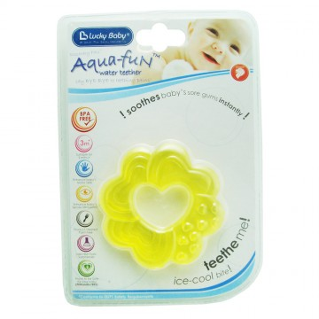 Discovery Pals™ Aqua Fun™ Teether - B (Happy Heart)