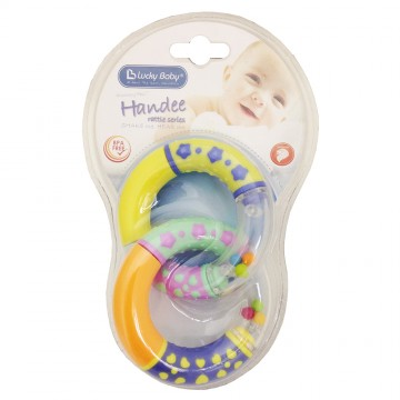 Handee™ Rattle - Loopy