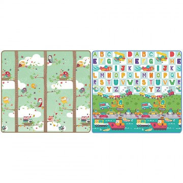 Tell Me A Story™ Educative XPE Mats - Owl/ABC (20mm)