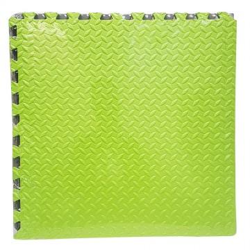 Cross™ Flooring Mat W/Borders - Plain