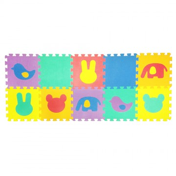 Smart Learner™ Educative Mats - Animal