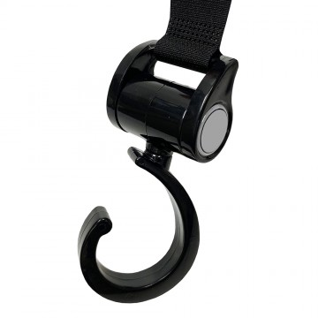 Loopy™ Swivel Stroller 360° Hook