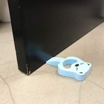 Safety™ Foam Door Stopper Cum Holder