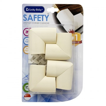 Safety™ Spongy Corner Cushions (V-Shape)