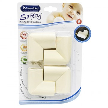 Safety™ Spongy Corner Cushions (U-Shape)