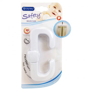 Safety™ Secure a Lock B
